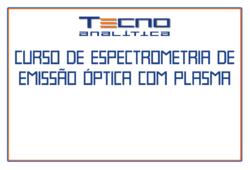 Curso Espectrometria por Plasma (ICP)