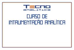 Curso em instrumentação analítica in-company